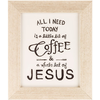 Little Bit of Coffee & a Whole lot of Jesus